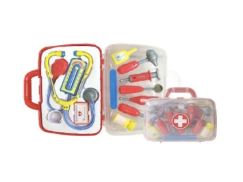 Kid's toy Medical Carrycase, cost me £8.99
